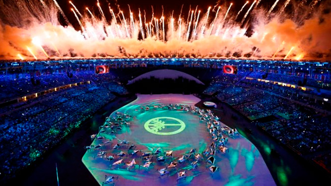 Rio Olympic Games 2016 – Worksheets  using AuthenticMaterial