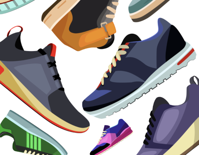 The Life Cycle of a Sneaker: a present perfect lesson